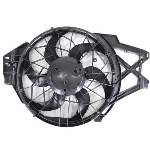 Mustang Electric Cooling Fan Assembly (97-00) GT-Cobra