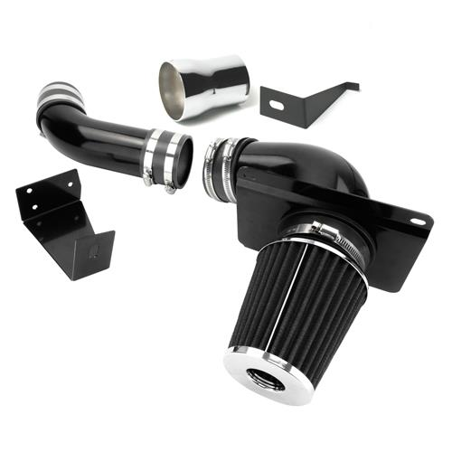 SVE Mustang Economy Cold Air Intake Kit Cold Air Intake Kit (86-88) 5.0  - Black