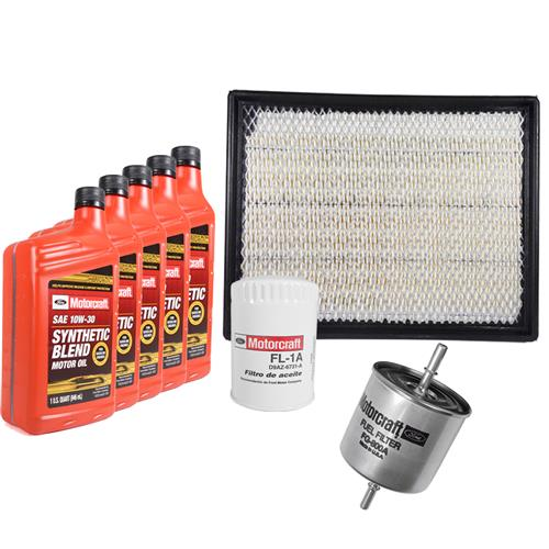 Motorcraft Mustang Maintenance Kit (86-93) 5.0
