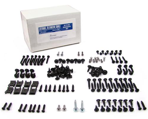 Mustang Interior Screw Kit (87-93) Convertible