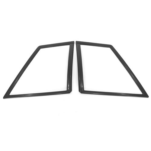 1987-1993 Coupe Mustang Side Window Trim Kits