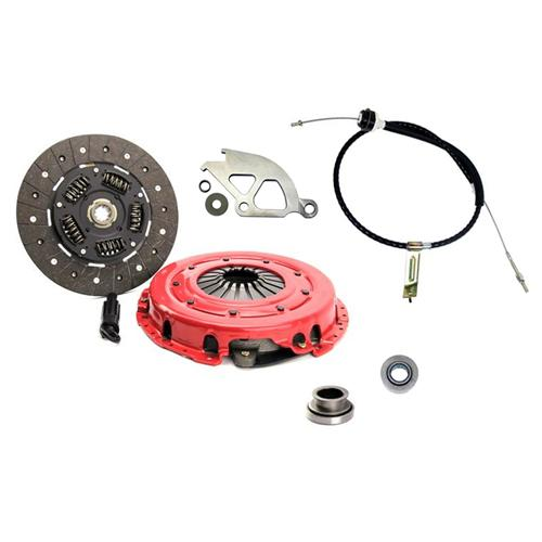 Ram Mustang HDX Clutch Kit (86-95)