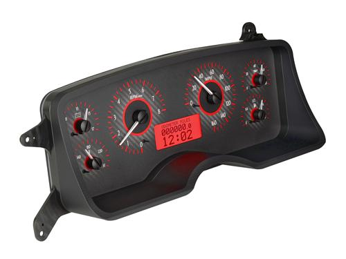 1990-93 Ford Mustang Digital Instrument Cluster,