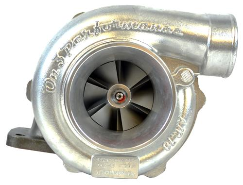 On 3 Performance Mustang Single Turbo Kit (96-04) GT 4.6 2VF