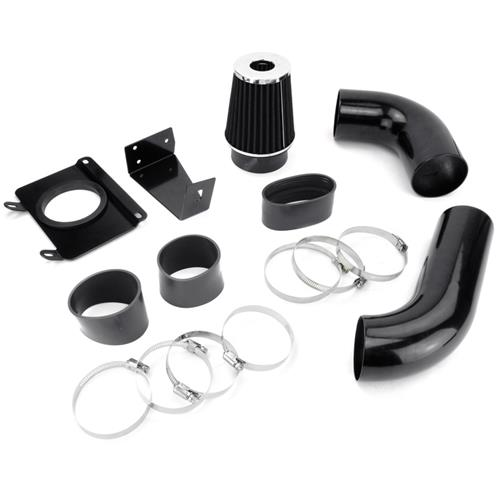 SVE Mustang Cold Air Intake Kit Black (89-93) 5.0 - SVE Mustang Cold Air Intake Kit Black (89-93) 5.0