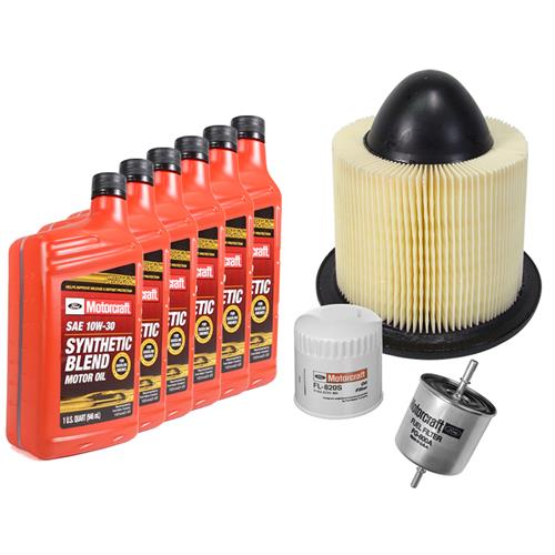 Motorcraft Mustang Maintenance Kit (96-97) 4.6
