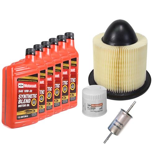 Motorcraft Mustang Maintenance Kit (98-00) 4.6