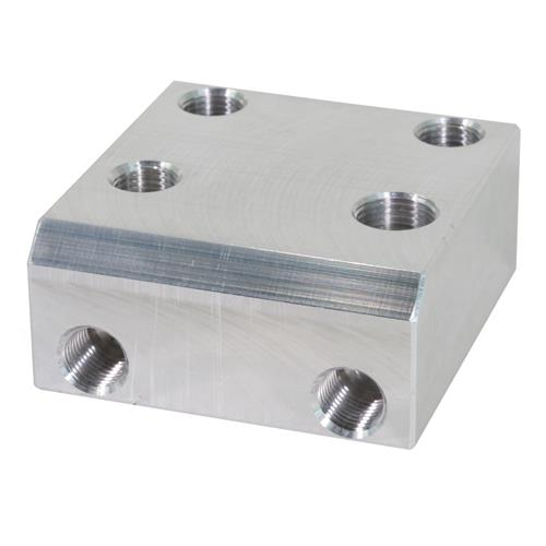 SVE Mustang Billet ABS Delete Distribution Block  (98-04)