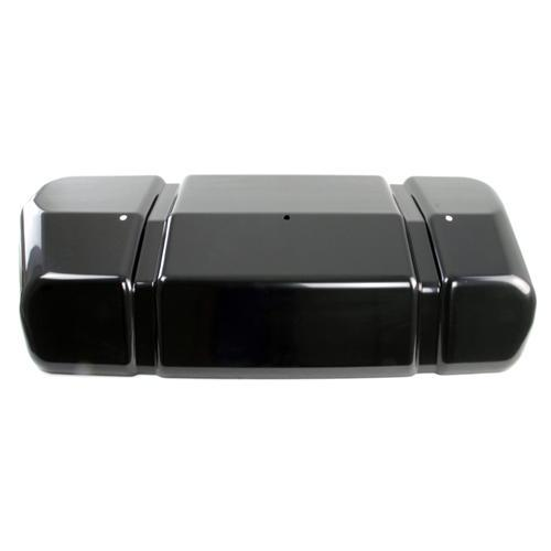 Glenns Mustang Fuel Tank Cover Black (98-04)