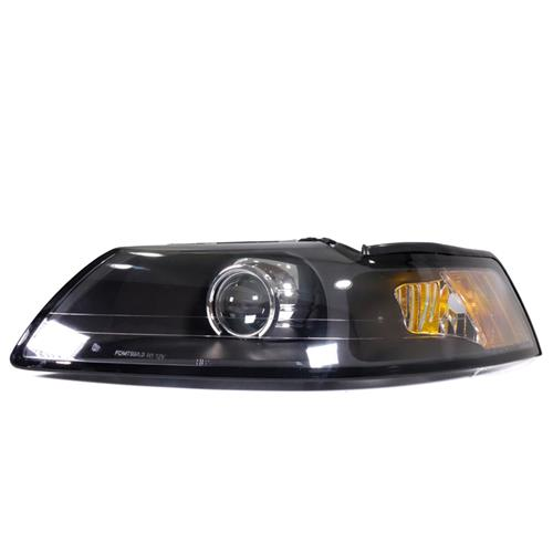 Mustang Retrofit Projector Headlight Kit (99-04)