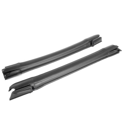 Mustang Convertible Top Side Rail Weatherstrip Kit - Rear (94-04) F4ZZ7654000