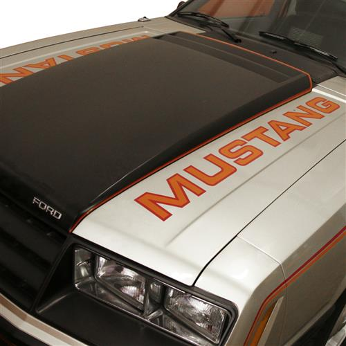 Mustang Indy Pace Car Decal Kit (1979)