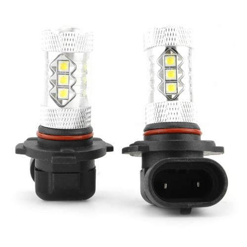 Mustang H10 LED Fog Light Kit - Mustang H10 LED Fog Light Kit