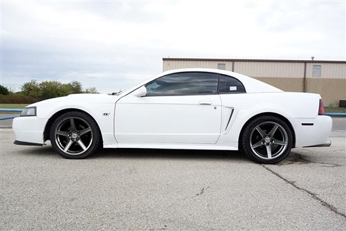 Mustang Saleen Wheel 18x10 Chrome 94 04 Lmr Com