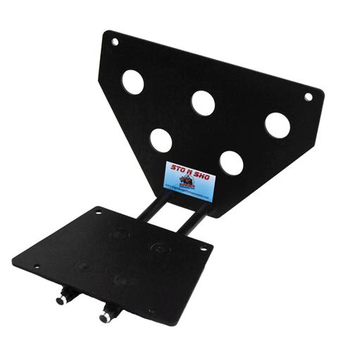 Sto N Sho Mustang Detachable License Plate Bracket   - C/S & Shelby GT (05-09)