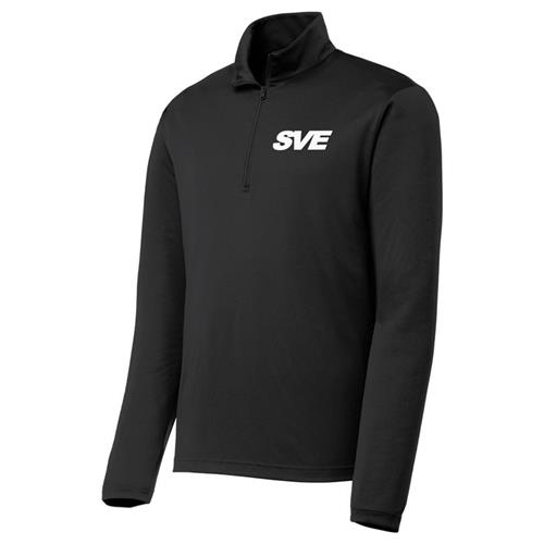 SVE Coolcharged 1/4 Zip Pullover  - Large