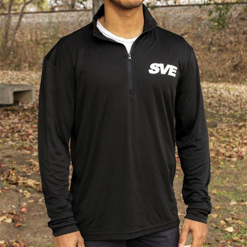 SVE Coolcharged 1/4 Zip Pullover  - XL
