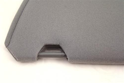 Mustang Sun Visors Opal Gray Cloth (1993) 21-73205-2000