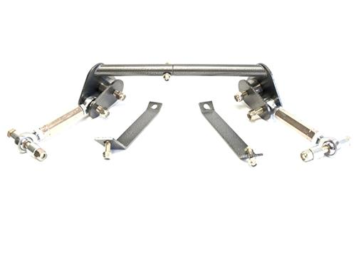 Mustang Team Z Strip Series Upper Control Arms (79-04)