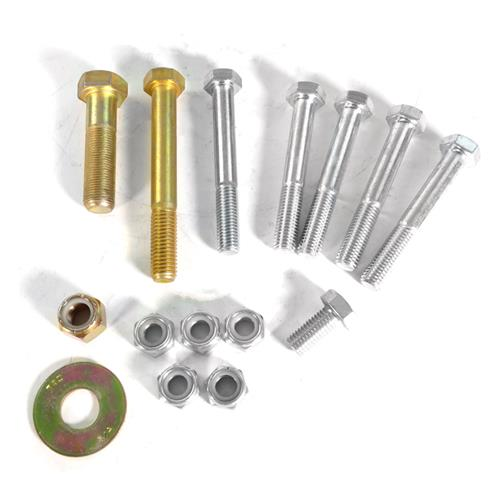 Team Z Mustang Strip Series 1 Suspension Kit (05-14) TZM-S197-SS1