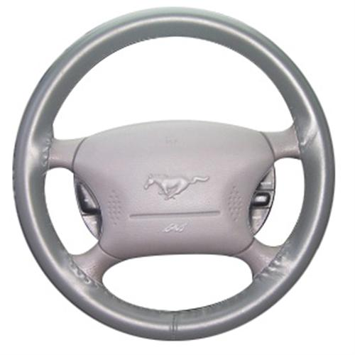 Wheelskin Mustang Steering Wheel Cover Light Gray (94-04) WS10214AXX