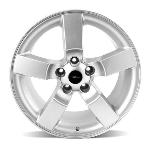 F-150 SVT Lightning Wheel - 18x9.5 Silver (99-04)