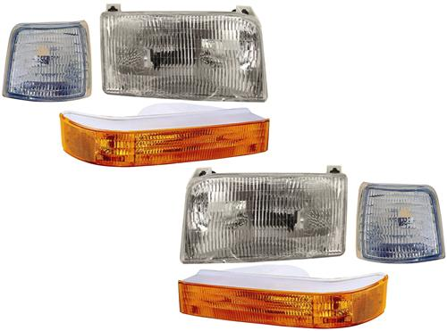 F-150 SVT Lightning Headlight Kit (93-95)