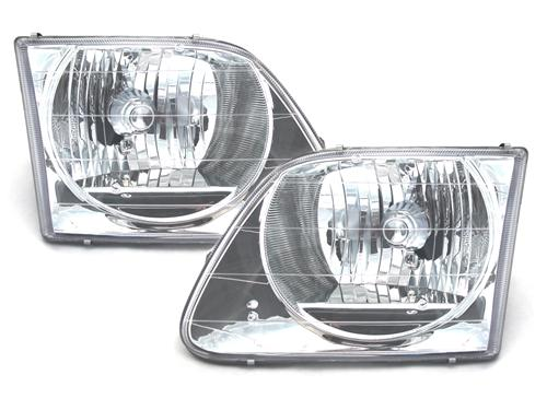F 150 Svt Lightning Headlight Pair 01 04 Lmr Com