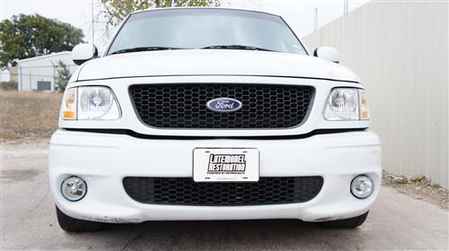 F-150 SVT Lightning Fog Light Kit Ultra Clear  (99-00)