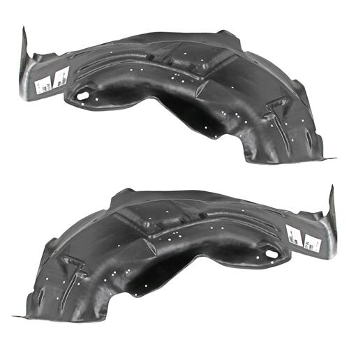 93-95 LIGHTNING INNER FENDER SPLASH SHIELD KIT - 93-95 LIGHTNING INNER FENDER SPLASH SHIELD KIT