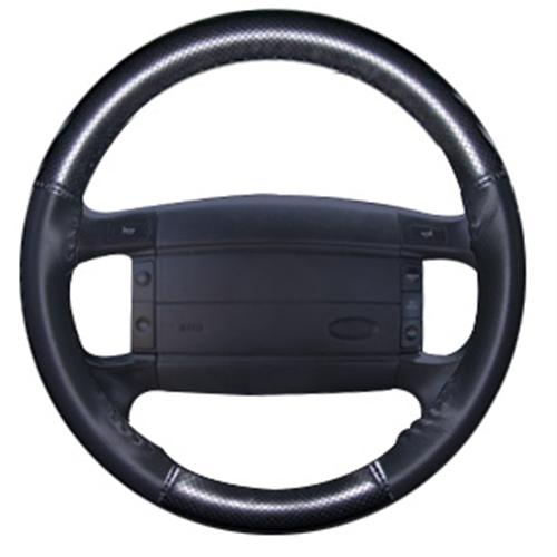 Wheelskin F-150 SVT Lightning Steering Wheel Cover Black Perforated (93-95) WS10201X