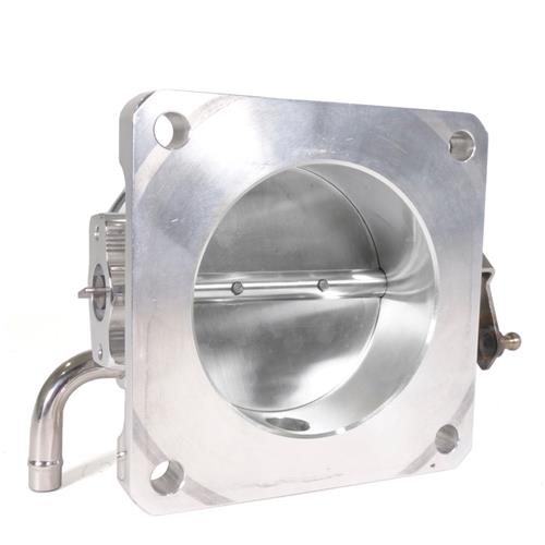 Accufab F-150 SVT Lightning 70mm Throttle Body & Egr Spacer Polished (93-95) 5.8