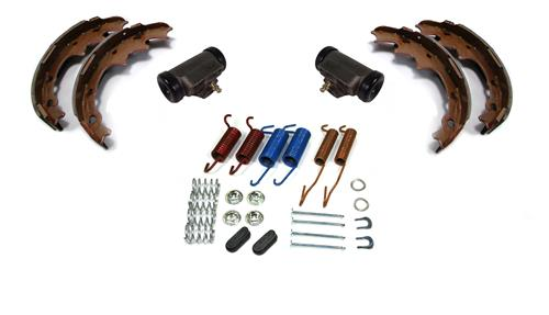 F-150 SVT Lightning Rear Drum Brake Rebuild Kit (93-95)
