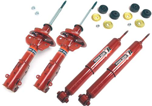Lakewood Mustang 70/30 Drag Shock & Strut Kit (05-14)