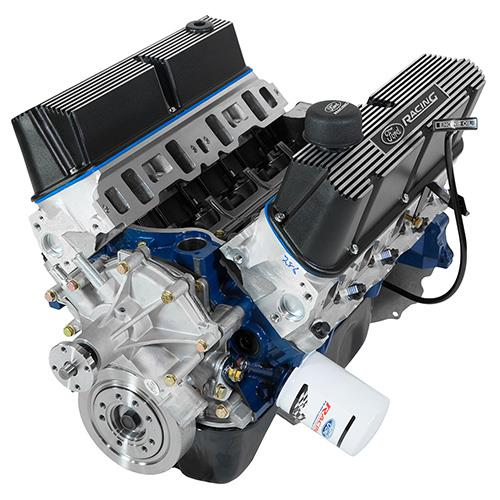 Ford Performance 302ci & 340 Hp 5.0L Boss Block Crate