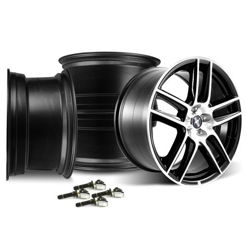 2010-14 MUSTANG BOSS 302S 19X9/19x10 Wheel Kit