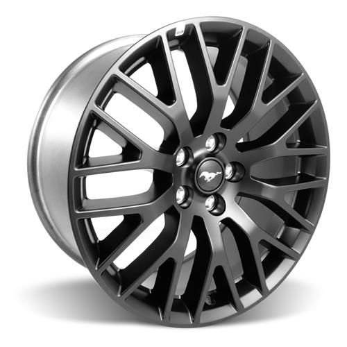 Ford Racing Mustang GT Performance Pack Rear Wheel 19x9.5 Satin Black (15-16) M-1007-M1995B