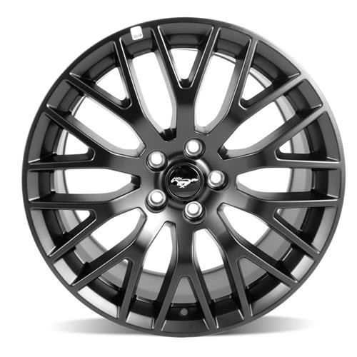 Ford Racing Mustang GT Performance Pack Front Wheel 19x9 Satin Black (15-16) M-1007-M199B
