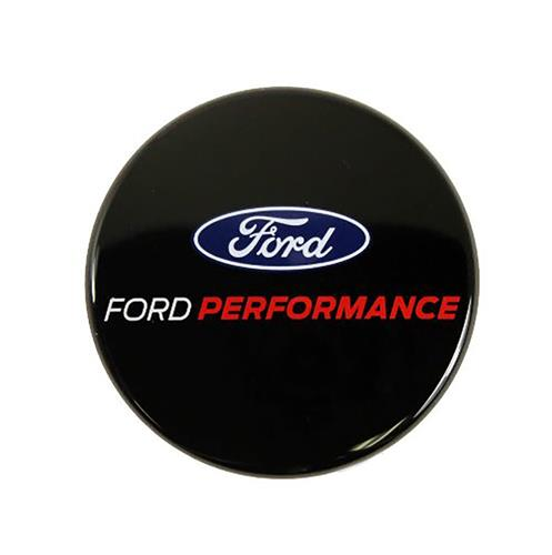 Ford Performance Mustang Black Center Cap (15-17) M-1096-FP3