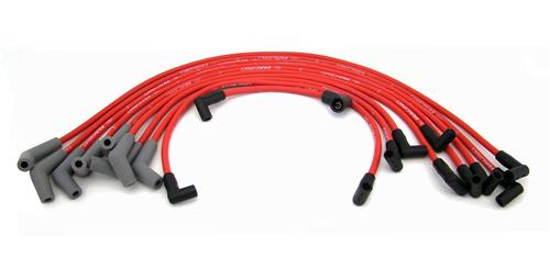 Ford Racing Mustang Spark Plug Wire Set Red (79-95) 5.0L 5.8L M-12259-R301