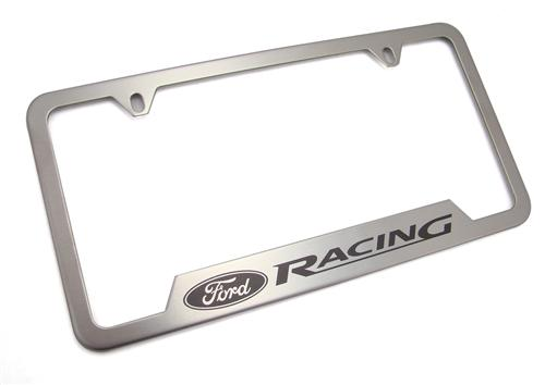 ford racing licence plate frame stainless steel m 1828 ss304b