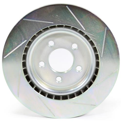 Ford Racing Mustang 2000 Cobra R Front Brake Rotor Kit (99-04) M-2300-X