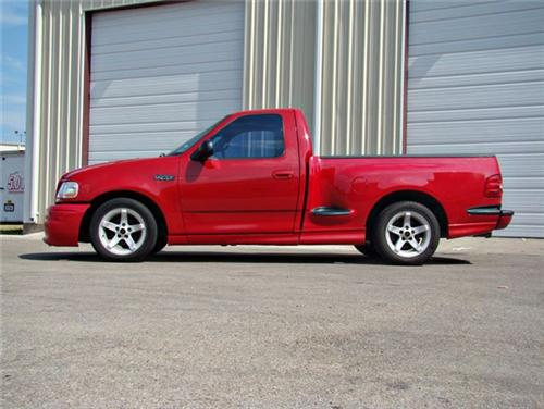 ... Ford Racing SVT Lightning 1  Lowering Kit (99-04) M-3000 ... & Ford Racing F-150 SVT Lightning 1