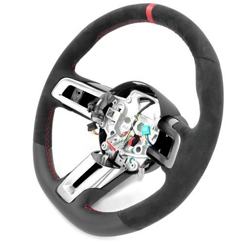 Ford Performance Mustang GT350R Steering Wheel Kit  (15-17) M-3600-M350R