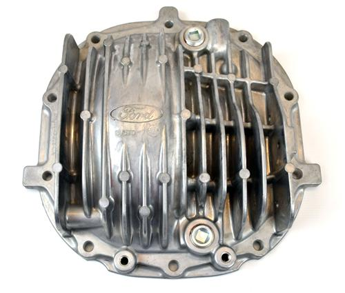 "Mustang GT500 Finned Aluminum Differential Cover (05-14) 8.8"" DR3Z-4033-B"
