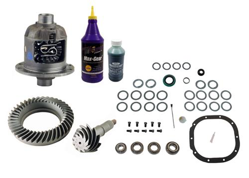 "1979-10 MUSTANG 7.5"" TRACTION LOK UPGRADE KIT WITH 3.73 GEARS"
