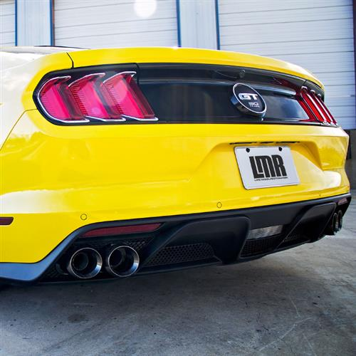 Ford Performance Mustang GT Touring Exhaust System - GT350 Style - Touring (15-16)