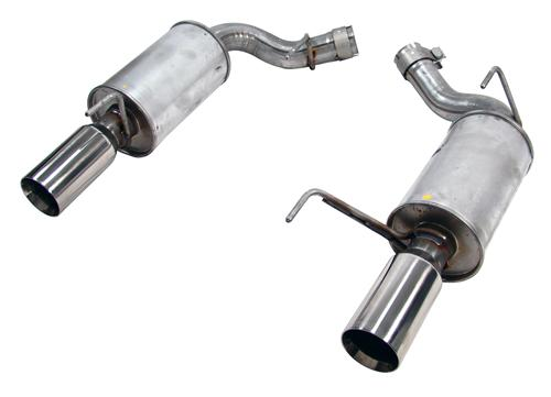 Ford Racing Mustang Fr500s Axle Back Mufflers, (05-09) GT-GT500 M-5230-S