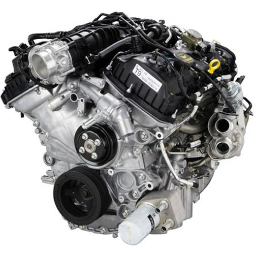 Ford Performance Mustang 3.5L V-6 EcoBoost Engine