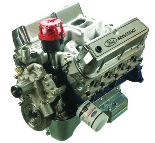 Ford Racing 347 Cubic Inch 350 HP  Sealed Racing Engine  M-6007-S347JR